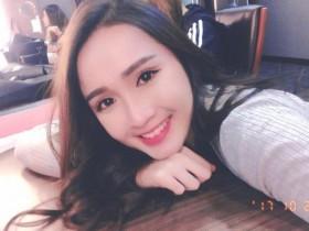 【GG扑克】大马正妹Yannie 甜美笑容令人着迷