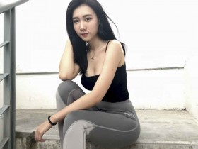 【GG扑克】大马槟城正妹Phinx Lim 魔鬼身材美女凹凸有致性感迷人