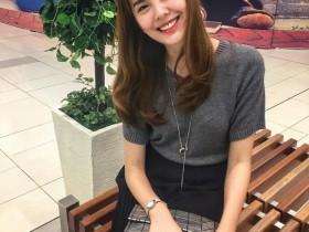 【GG扑克】大马甜美正妹邢慧Alisia 逆天大长腿十分性感