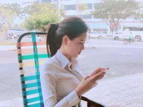 【GG扑克】越南HONDA女销售员身材诱人 正妹卖车令人无法看车