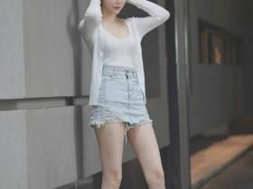 【GG扑克】街头正妹穿搭实拍 时尚美女完美身材惊呆网友