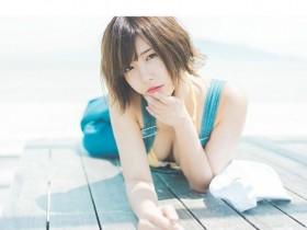【GG扑克】素人网红模特水凑みお 清纯诱惑获称性感版广末凉子