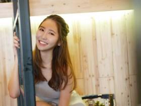 【GG扑克】大马清新正妹溱溱 甜美笑容充满阳光