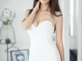 【GG扑克】中葡混血美模张已桂 能hold住素颜的美女
