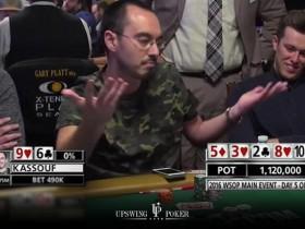 【GG扑克】为什么某些愚蠢的随机诈唬能够奏效?