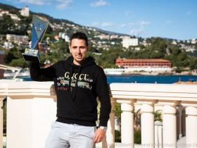 【GG扑克】Sergio Aido取得EPT蒙特卡洛€100,000超级豪客赛冠军,奖金$1,772,393