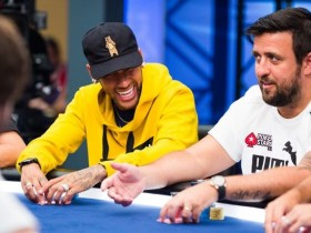 【GG扑克】巴西WSOP金手链牌手Andre Akkari透露内马尔退役后会选择成为职业牌手