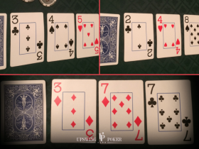 【GG扑克】在不利位置时,你如何在小牌翻牌面获胜?
