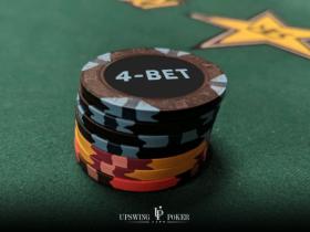 【GG扑克】顶级职业牌手如何处理4bet