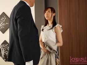 【GG扑克】CAWD-089 :美尻未婚妻皆川优菜完全陷入了部长的爱抚疯狂做爱!