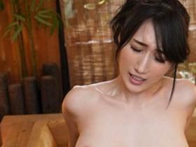 【GG扑克】WANZ-956:被丈夫强迫肉体招待的巨乳老板娘Julia被客人中出到堕落!