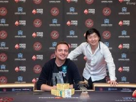 【GG扑克】济州岛站红龙杯SHR:现金局牌手Romain Arnaud荣获终极冠军!