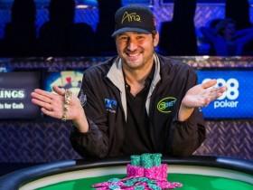【GG扑克】Hellmuth在网球打赌中赚到23000美元
