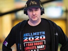 【GG扑克】Phil Hellmuth现身PSPC并谈赛事看法