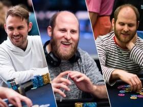 【GG扑克】PSPC钱圈趣事:Greenwood三兄弟均入钱圈!