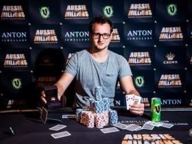 【GG扑克】Rainer Kempe斩获澳洲百万赛事AU$25,000挑战赛冠军