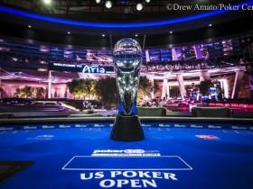 【GG扑克】第二届美国扑克公开赛盛势来袭,11天10场豪客赛