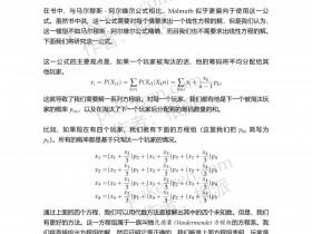 【GG扑克】扑克中的数学-第五部分-10: 马尔穆斯- 韦茨曼公式——锦标赛IX