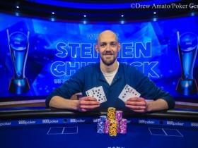【GG扑克】Stephen Chidwick斩获2019 USPO第6项赛事$25K PLO冠军,收获奖金$351,000