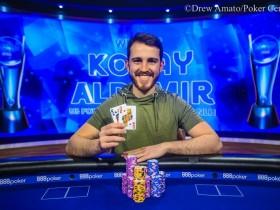 【GG扑克】Koray Aldemir斩获2019 USPO第9项赛事冠军;Sean Winter领跑总积分榜