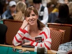【GG扑克】两条金手链女牌手Kristen Bicknell回忆自己的WSOP经历