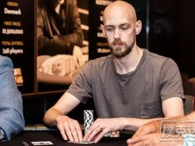 【GG扑克】Chidwick, Imsirovic和Martirosian制霸德州扑克比赛