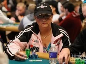 【GG扑克】Ruth Hall被评为女子扑克协会年度最佳牌手