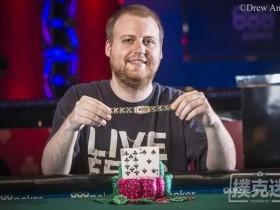 "【GG扑克】新闻 | WSOP主赛冠军Joe""fanofdapoker""Mc Keehen斩获第三条金手链"