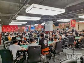 【GG扑克】2020盛京杯第五季 | 陈军以319000记分牌率先领跑!203位选手成功进入DAY2!