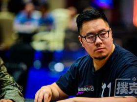 【GG扑克】香港选手Danny Tang希望再赢一条金手链