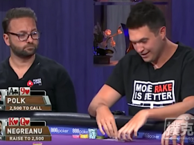 【GG扑克】Doug Polk向丹牛发起挑战,是时候解决争执了吗?