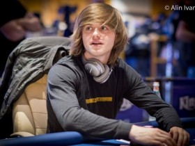【GG扑克】Charlie Carrel试图证明自己的传奇经历并非不再可能!