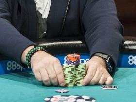 【GG扑克】即使筹码所剩不多也不要停止思考!