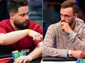 【GG扑克】牌局回顾:Fernandez对Schemion的反击