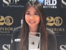 【GG扑克】Maria Ho赢得WPT巡回赛约翰内斯堡站深筹码锦标赛冠军