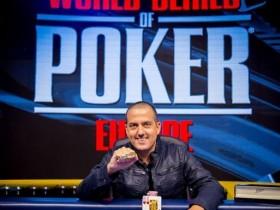 【GG扑克】WSOPE:Tamir Segal取得巨人赛冠军,入账€203,820