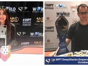 【GG扑克】Maria Ho & Rainer Kempe官宣:只有冠军奖杯和钞票