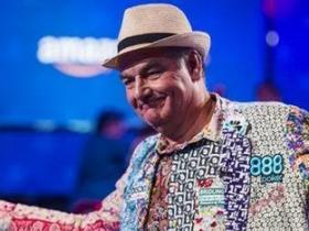 【GG扑克】乔大爷在WSOP主赛赢的260万刀仍在银行,分文未取