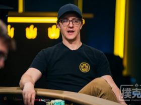 【GG扑克】Kahle Burns在WSOP主赛事中保持筹码领先