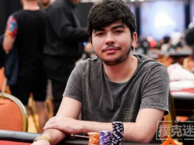 【GG扑克】对扑克的热情驱使巴西选手Leonardo Mattos获得WSOP的胜利