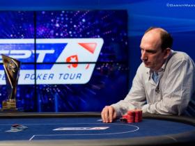 【GG扑克】在AA6K5的面用J4跟注,不是谁都敢在10万欧买入的单挑像他这样打