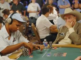 【GG扑克】Phil Ivey谈Doyle Brunson的退休