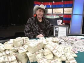 "【GG扑克】Doyle Brunson纠正媒体对其退休的报道:""只是可能不再打WSOP赛事了"""