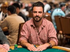 【GG扑克】主赛事第一手牌发到AA,梦想还是梦魇?