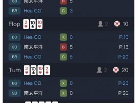 【GG扑克】K嗨河底偷鸡转抓鸡,这么表达对不?[耶]