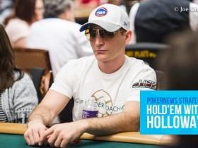 【GG扑克】牌局分析:巧妙的河牌圈诈唬