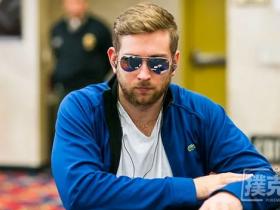 【GG扑克】Connor Drinan最后一场WSOP赛事夺冠,赢走丹牛10万刀