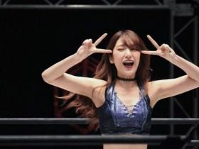 【GG扑克】实力F的摔角写真少女,场上狂野场下可以更性感--上福ゆき