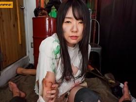 【GG扑克】WAVR-111:逃生遇到衣服破裂私处裸露的「つぼみ(蕾)」当场交配!