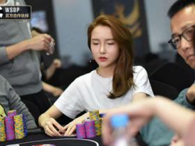 【GG扑克】勇于追求梦想女战士~高兴浅谈WSOP主赛亚军心情